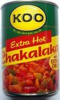 Koo - Chakalaka Extra Hot - 410g