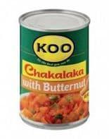 Koo Chakalaka with Butternut - 410g