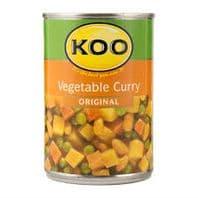 Koo Vegetable Curry - 420g