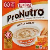 Pro Nutro Whole Wheat Honey Melt - 500g