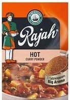 Rajah Curry Powder Hot