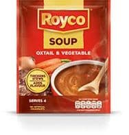 Royco Oxtail & Vegetable Soup