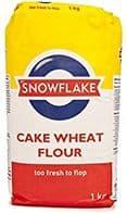 Snowflake Cake Flour - 1kg