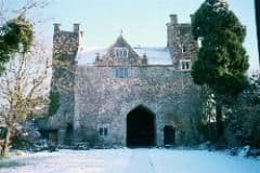 £520 for 4 night stay in the Welsh Gatehouse.