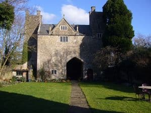 £650 for 5 night stay in the Welsh Gatehouse.