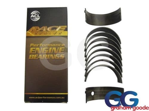 ACL Main bearings Standard Size Sierra Sapphire & Escort Cosworth RS GGR1573