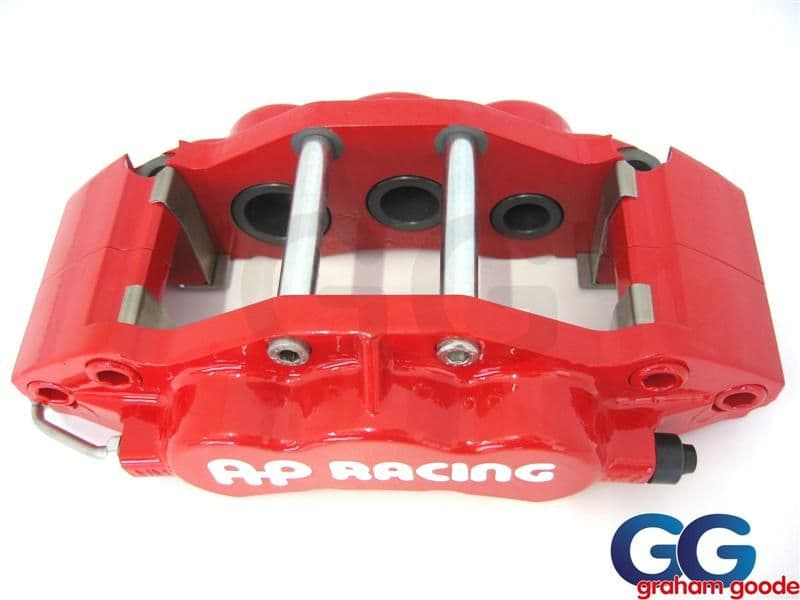 AP Racing CP5575 Left Hand Leading Caliper 6 Pot Red CP5575-805S4R2