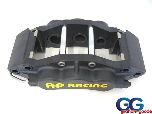 AP Racing CP5575 Right Hand Leading Caliper 6 Pot Black CP5575-804S4
