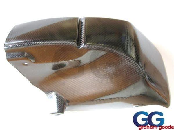 Carbon Turbo Heat Shield Sierra Sapphire 2WD 4X4 Escort Cosworth GGR094