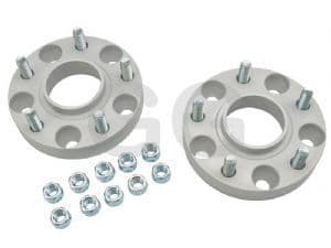 Eibach Wheel Spacers 15mm-20mm-25mm-30mm-35mm Ford Focus ST225 2.5T