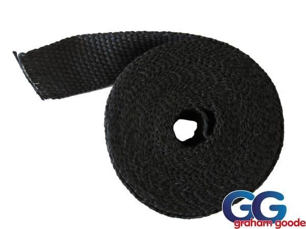 Exhaust Heat Wrap Black 2