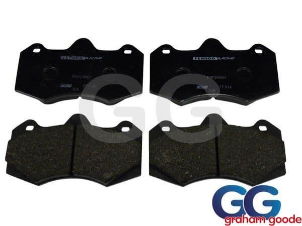 Ferodo DS2500  Brake Pads | AP Racing Big Brake Kit Replacement | Graham Goode Racing