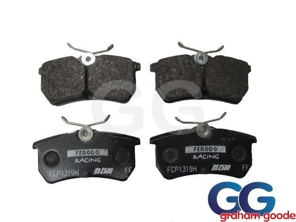 Ferodo DS2500 Rear Brake Pads Fiesta ST180 | Graham Goode Racing