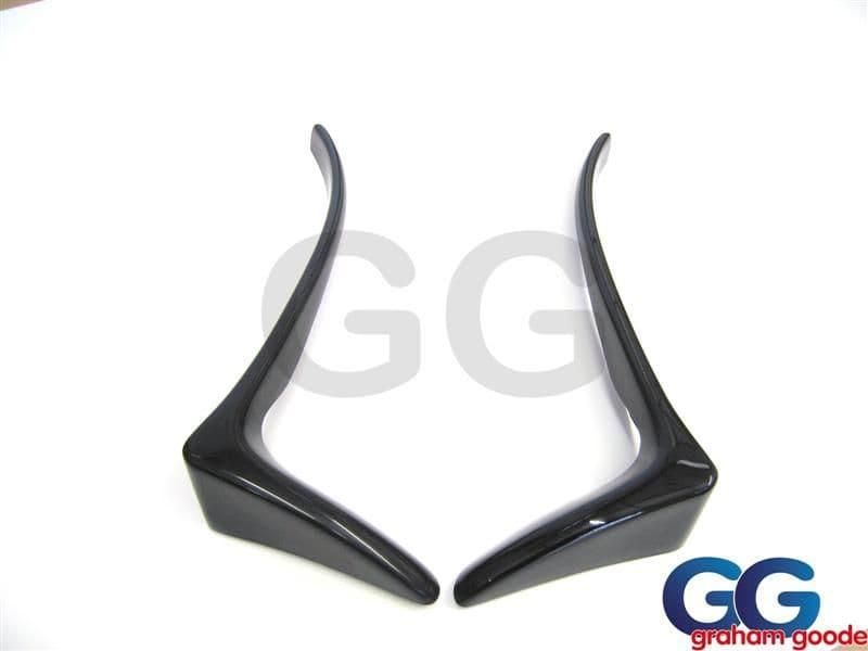 Fibreglass Hockey Sticks Pair Ford Escort RS Cosworth GGR148
