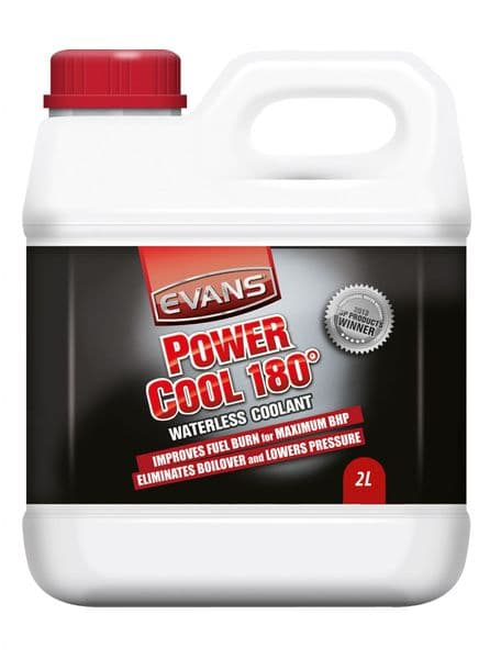 Focus RS mk1 FRS1 Evans Waterless Coolant PowerCool 180°C 2litres EVPC1802L