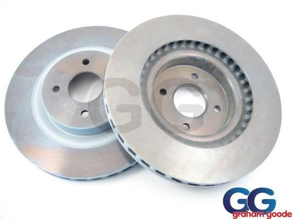Ford OE Rear Brake Discs | Ford Focus RS MK1