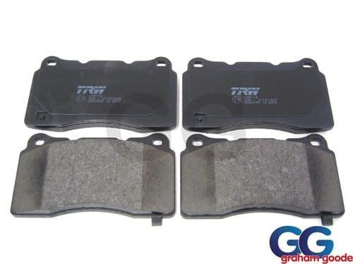 Front Brake Pads Impreza WRX STi 01- Brembo Caliper OE Quality Aftermarket GGS1449
