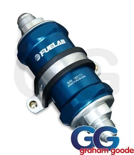 Fuelab Fuel Filter -10AN  10 Micron 81803