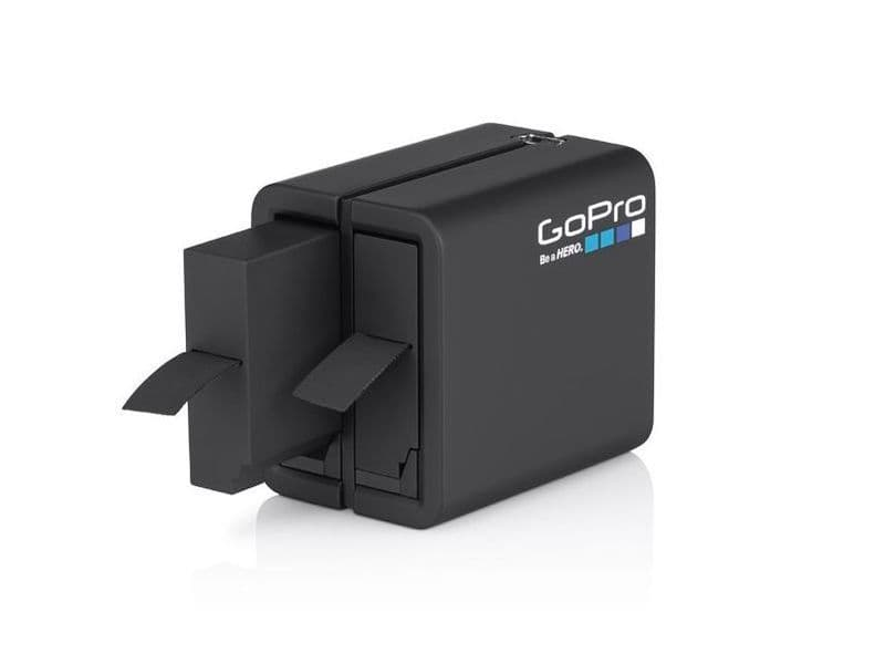 GoPro Dual Battery Charger For HERO 4