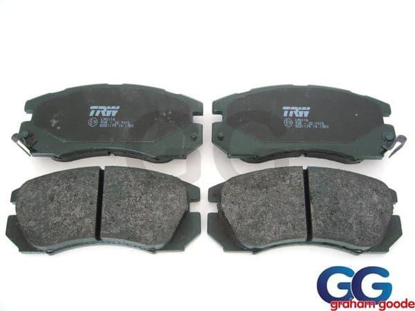 Impreza Front Brake Pads 94-96 Standard Lucas OE GGS063