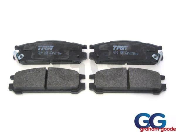 Impreza Rear Brake Pads 94-98 Standard Lucas OE GGS066