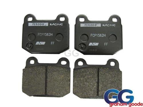 Impreza Rear Brake Pads Brembo Caliper Ferodo DS2500 FCP1562H GGS2234