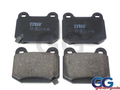 Impreza Rear Brake Pads Brembo Caliper Standard OE GGS1450
