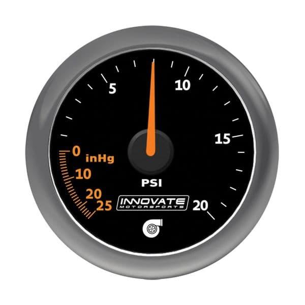 Innovate MTX-A Analog Boost Gauge 20psi | Graham Goode Racing