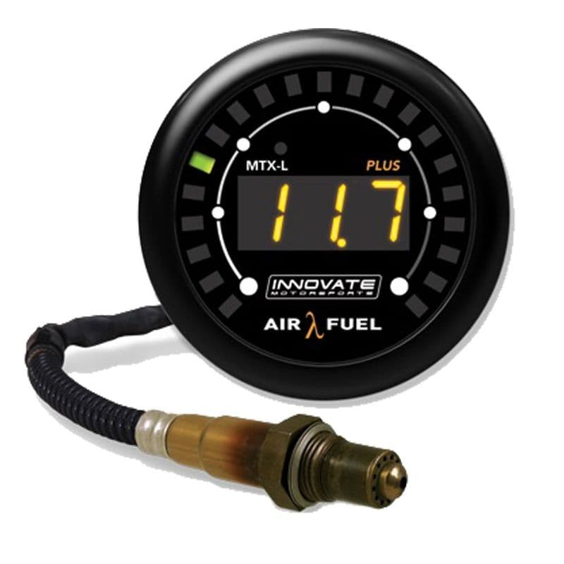 Innovate MTX-L Plus Digital Wideband Air Fuel Ratio Gauge