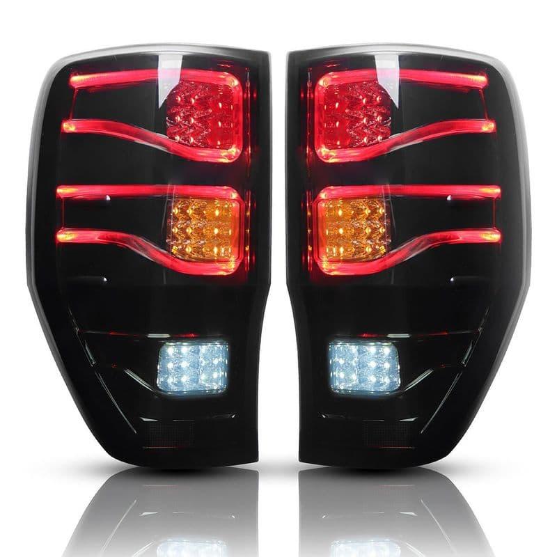 LED Upgraded Tail Lights | Ford Ranger T7 T8 2016 Onwards