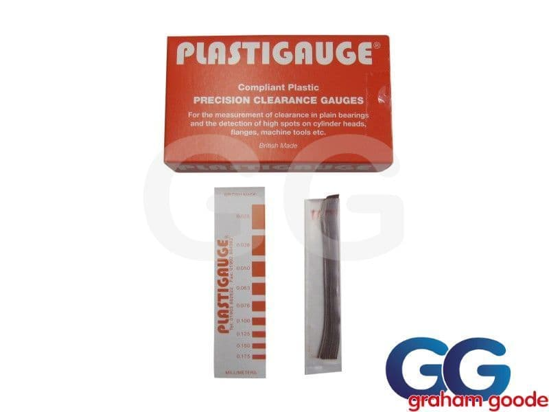 Plastigauge - Plastic Presicion Clearance Gauges PL.A