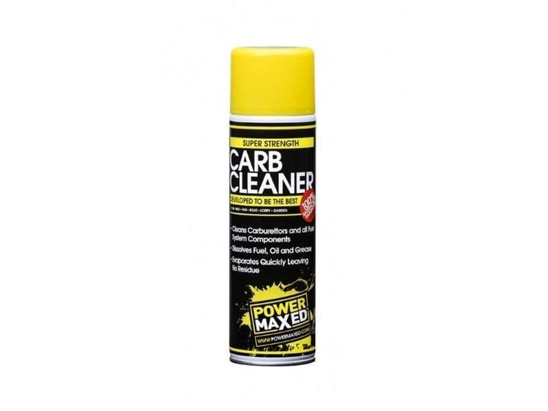 Power Maxed Carb Cleaner