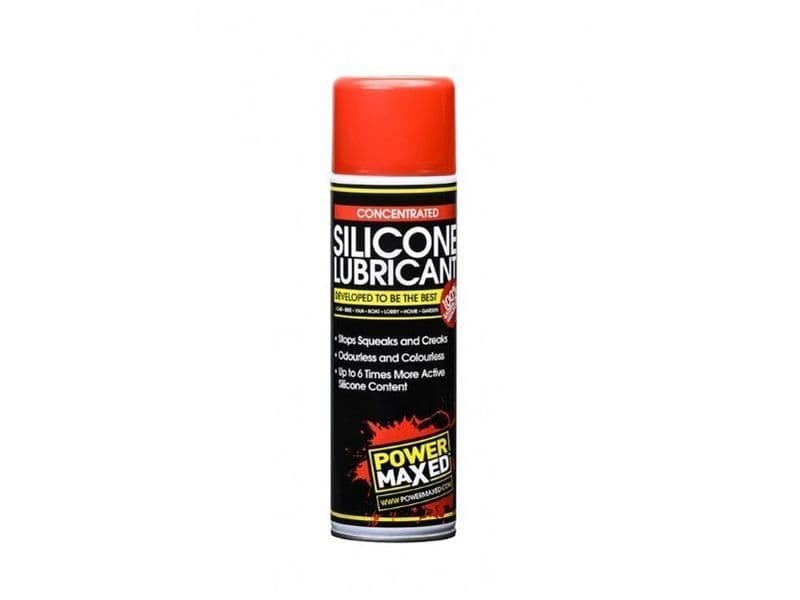 Power Maxed Silicone Lubricant