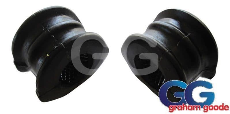 Powerflex Black Series Front Anti Roll Bar PAIR Escort Sierra Cosworth 2wd 4x4 PFF19-128B