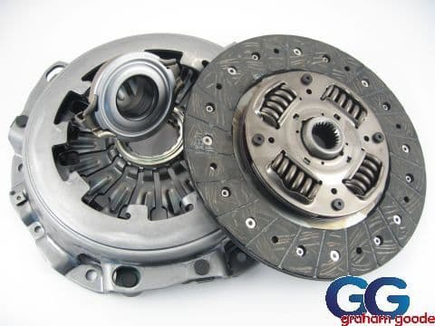 Subaru Impreza Clutch kit Exedy 5 Speed 225mm Standard OE Classic GGS029