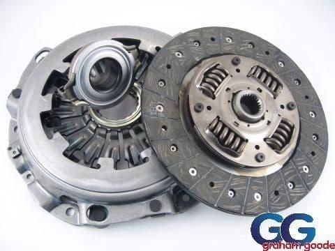 Subaru Impreza WRX STi Turbo Clutch Kit Exedy 230mm 5 Speed >280BHP GGS989