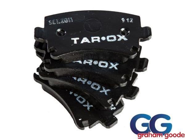 Tarox Strada Front Brake Pads | Fiesta ST 180 2012-2017
