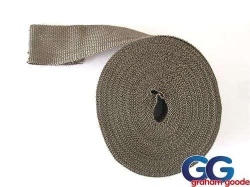 "Volcano Exhaust Heat Wrap 2"" x 50' GG4320"