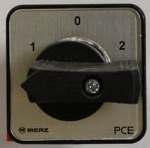 2 WAY CHANGEOVER SWITCH