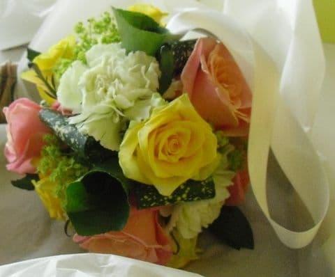 Bridesmaid's Pomandar