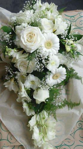 Ivory Traditional Wedding