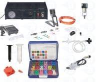 Analog Timed Dispenser 0-100 psi Model TS9150-KIT Adhesive Dispensing