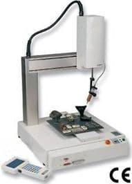 J2604 Robot Dispenser System 600mm Adhesive Dispensing Janome