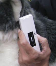 RFID 134.2kHz Handheld Reader