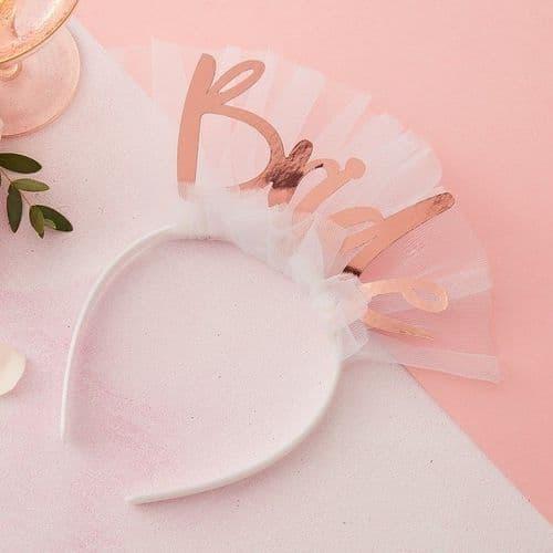 Στεκα μαλλιων Bride