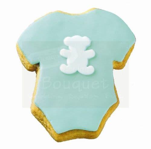 Cookie baby body teddy / Μπισκότο φορμάκι αρκουδάκι