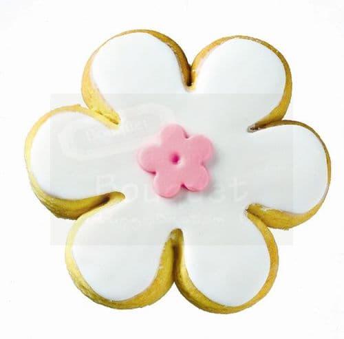 Cookie daisy / Μπισκότο μαργαρίτα