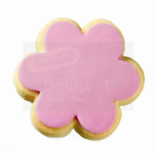 Cookie flower small / Μπισκότο λουλούδι μικρό