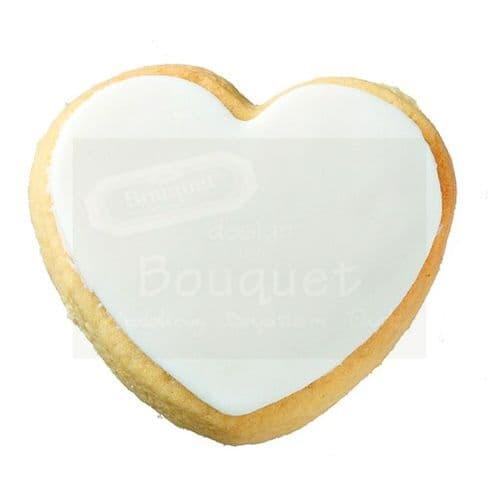 Cookie heart large/ Μπισκότο μεγάλη καρδιά