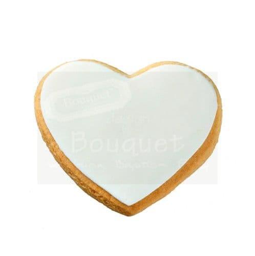 Cookie heart medium/ Μπισκότο μεσαία καρδιά